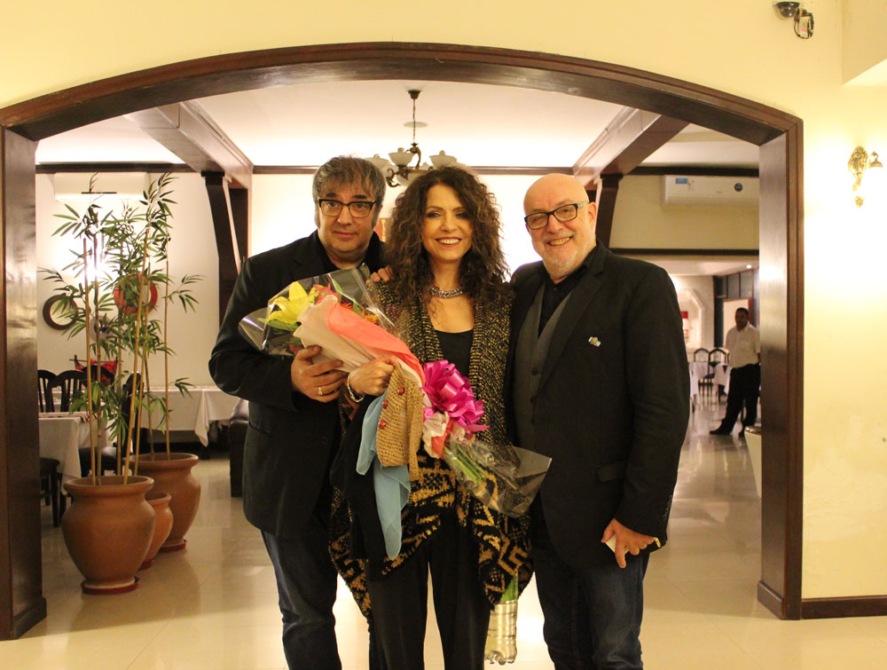 Shows Patricia Sosa, Juan Carlos Baglietto, Lito Vitale
